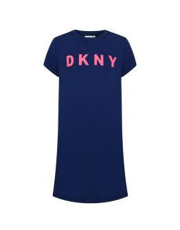 DKNY Girls Jersey Dress