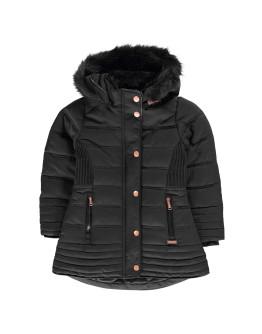 Firetrap Luxury Bubble Jacket Infant Girls