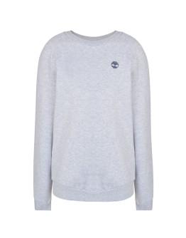 Timberland Boys Logo Crew Sweatshirt