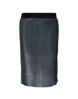 Karl Lagerfeld Girls Pleated Midi Skirt