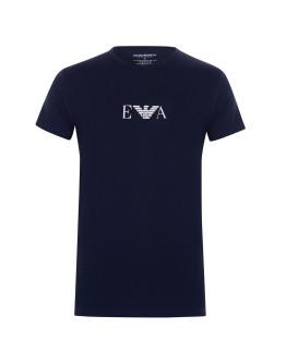 Emporio Armani Underwear Chest Logo T-Shirt