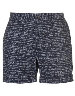 Pierre Cardin Aztec Shorts Mens