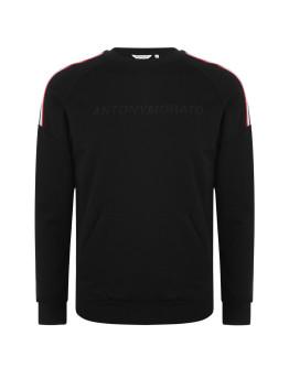 Antony Morato Sport Chest Print Sweatshirt