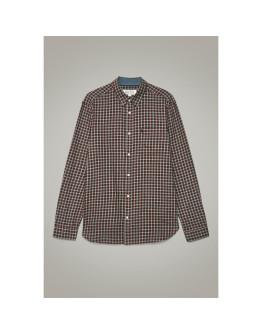 Jack Wills Milorn Lightweight Flannel Gingham Shirt