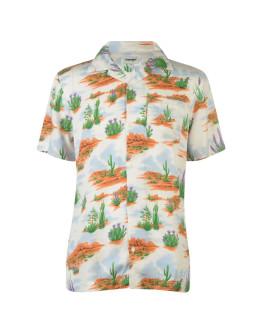 Wrangler Resort Cactus Shirt