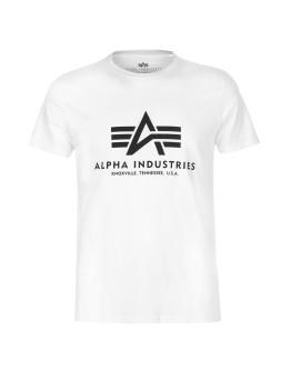 Alpha Industries Basic Logo Tee
