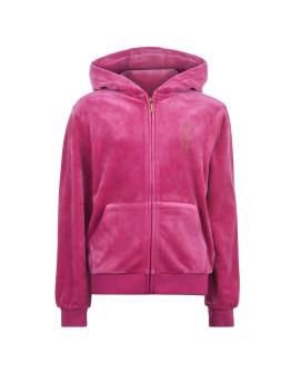 Juicy Couture Zip Through Hoodie