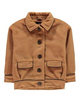 Firetrap Wool Coat Junior Girls