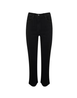 Abrand Crop Bootcut Jeans