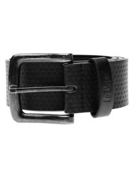 Lee Cooper Pattern Belt Mens
